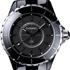 Выдержанная элегантность от Chanel: новые часы J12 Intense Black