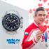 Компания Omega приветствовала в своем павильоне двухкратного серебряного призера Олимпийских игр Альберта Демченко