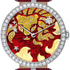 Знаки зодиака в новых часах Lady Arpels Zodiac от Van Cleef & Arpels
