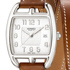 Часы Cape Cod Tonneau GM Silver от Hermès