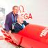 Компания OMEGA приветствует легендарных хоккеистов в своем павильоне в Сочи