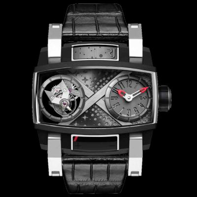BaselWorld 2014: Moon Orbiter Speed Metal от Romain Jerome