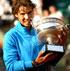 Известный теннисист Рафаэль Надаль продает свои плавающие часы