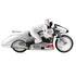 Модели BR 01 и BR 03, вдохновленные мотоциклом Bell & Ross' B-Rocket Harley-Davidson