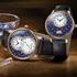 Часы с эмалированными циферблатами: Paillonne от Jaquet Droz