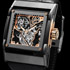 Часы Furtif 44mm Tourbillon Squelette от Hysek