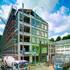 Строительство нового здания A. Lange & Sohne