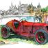 Конкурс элитных автомобилей при поддержке Richard Mille