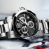 Conquest 1/100th Alpine Skiing Chronograph �� Longines