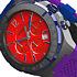 Разноцветные часы Versace