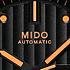 Новые наручные часы Mido Multifort II