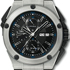 Ingenieur Double Chronograph Titanium от IWC