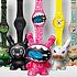 Часы Swatch и игрушки Данни