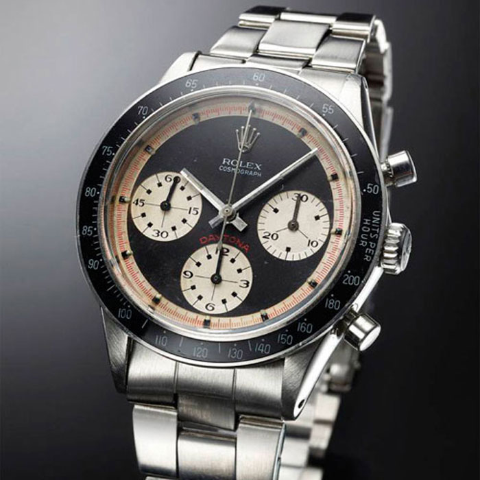 �������� ������ ���� ������� � ���� Rolex �� �������� Antiquorum