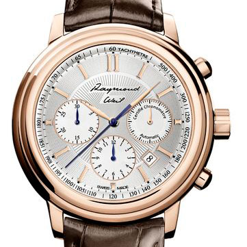 Новинка Maestro Tribute to Mr. Raymond Weil