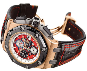 модель «Royal Oak Offshore Barrichello 257th Grand Prix»