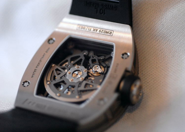 Часы Richard Mille Big Date RM029