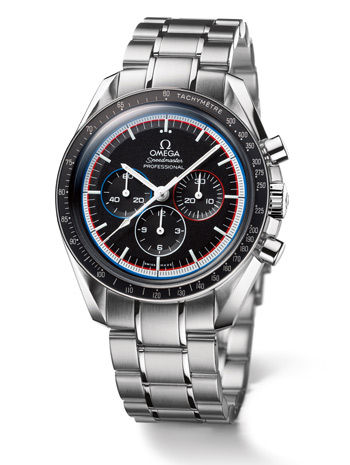 часы Speedmaster Moonwatch «Apollo 15» 40th Anniversary Limited Edition
