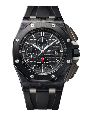 часы Royal Oak Offshore chronograph Ref. 26400AU.OO.A002CA.01