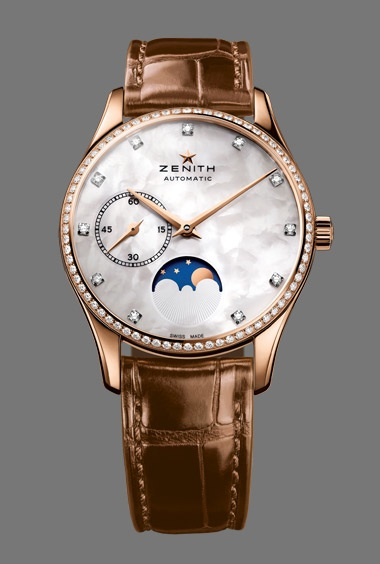 модель Heritage Ultra Thin Lady MoonPhase