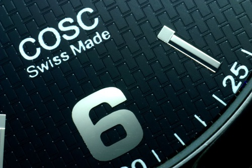 Swiss made и COSC