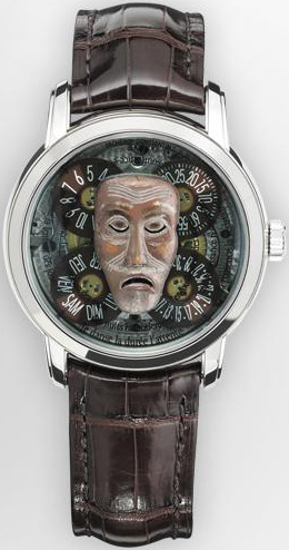 часы Vacheron Constantin Les Masques Indonesia Mask