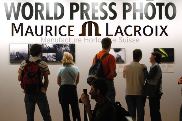 ���� Maurice Lacroix � ������ World Press Photo