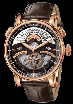 часы Arnold and Son Grand Tourbillon Perpetual