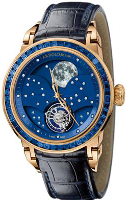 часы Arnold and Son Grand Moon Tourbillon