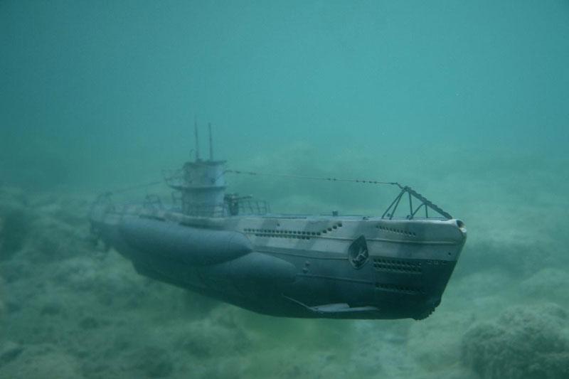 фильмы про подводные лодки первой мировой войны