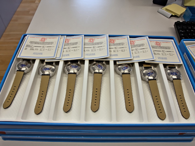 часы Panerai с сертификатом COSC