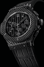 Big Bang all Black carbon