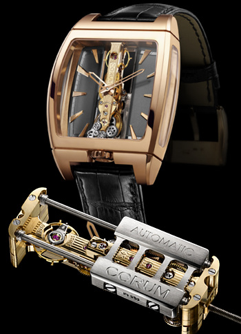 Часы Golden Bridge Automatic