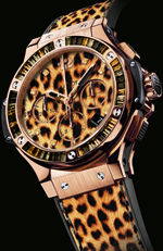 Big Bang LEOPARD Gold