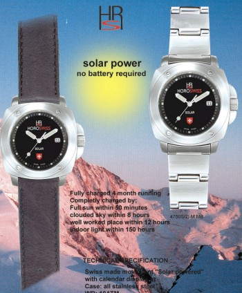 часы Horoswiss