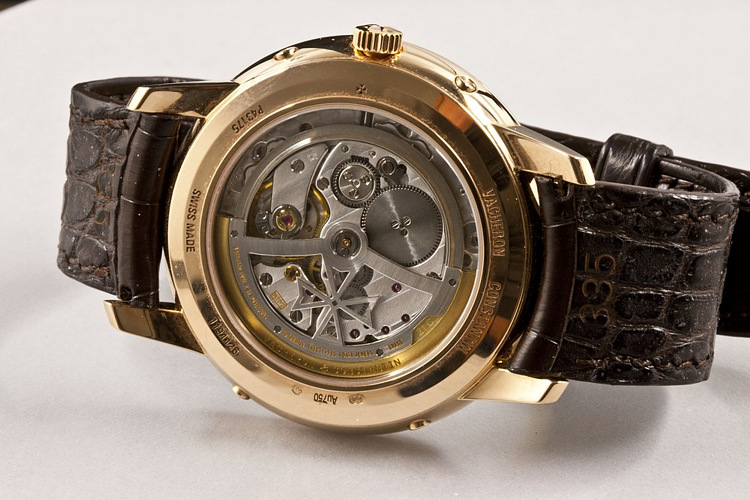 Часы Patrimony Contemporaine Perpetual Calendar