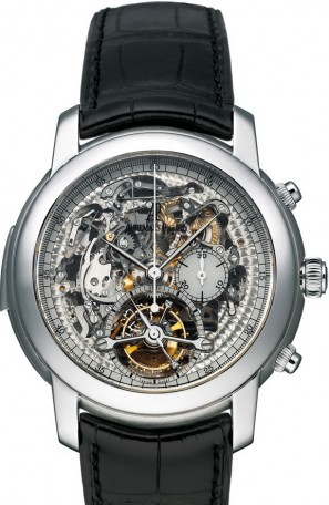 часы Jules Audemars Tourbillon Repeater Gronograph