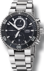 Oris Carlos Coste Limited Edition – Cenote Series