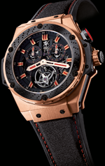 King Power F1 Chrono Tourbillon
