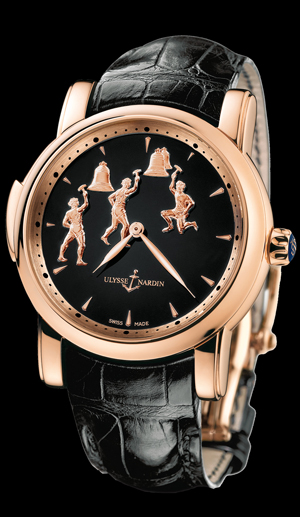 часы Triple Jack Minute Repeate
