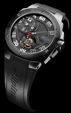 часы Extreme Tourbillon Regulator Manufacture