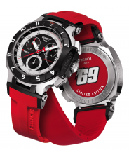 «T-RACE NICKY HAYDEN 2010 Limited Edition» (Ref: T048.417.27.051.01)