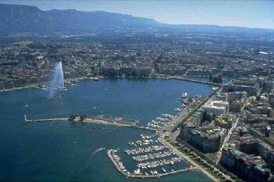 Женева – город часовщиков