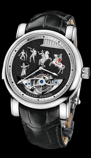 часы Alexander the Great Minute Repeater