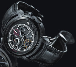 часы Millenary Carbon One Tourbillon Chronograph