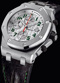 часы Royal Oak Offshore Pride of Mexico special edition