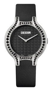 часы Ebel Beluga Chocolate black