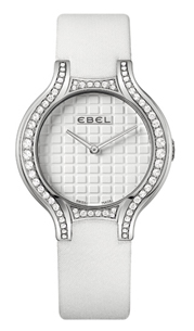 часы Ebel Beluga Chocolate white
