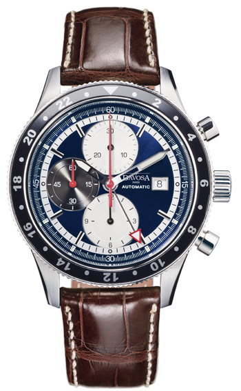 Часы World Traveller Chronograph