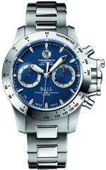 Engineer Hydrocarbon Magnate Chronograph